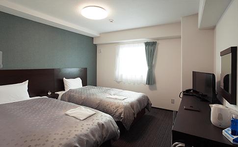 双人房 (2张单人床)