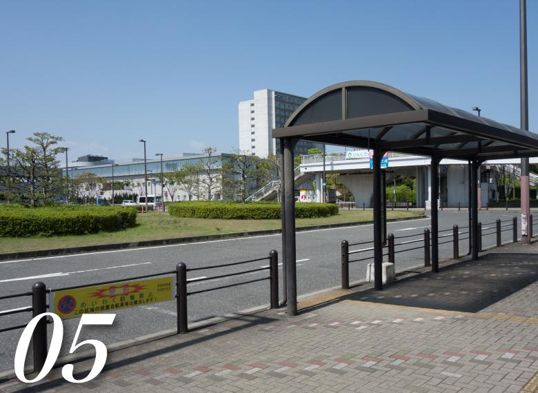 りんくうタウン駅道順05